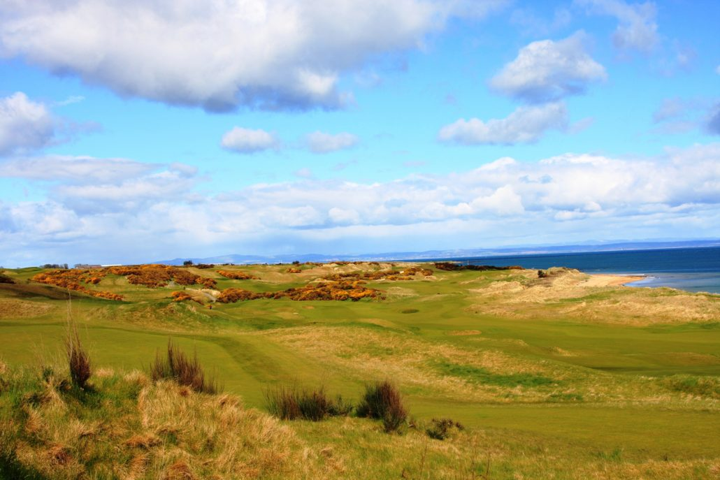 Greenmaster Invigorator crucial for Kingsbarns fairways