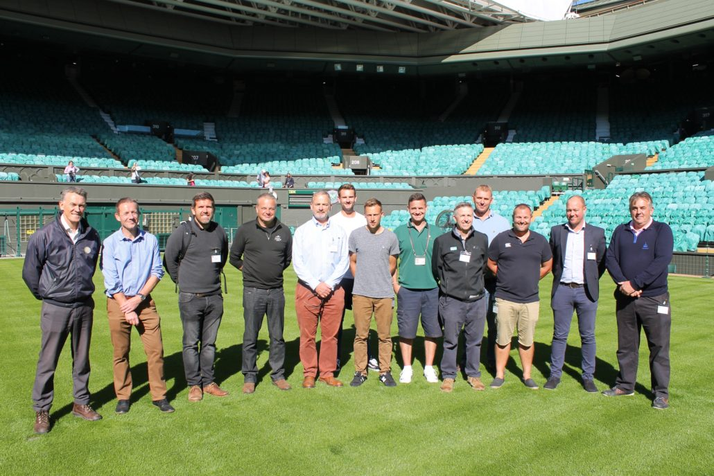 Limagrain UK host independent school event at AELTC