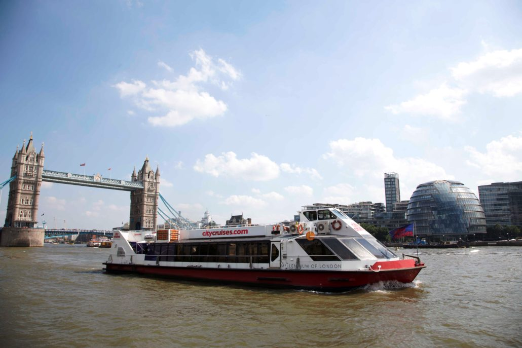 Fusion Media wins City Cruises social media account