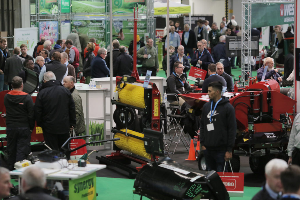 SALTEX 2018 – shaping the future of groundscare